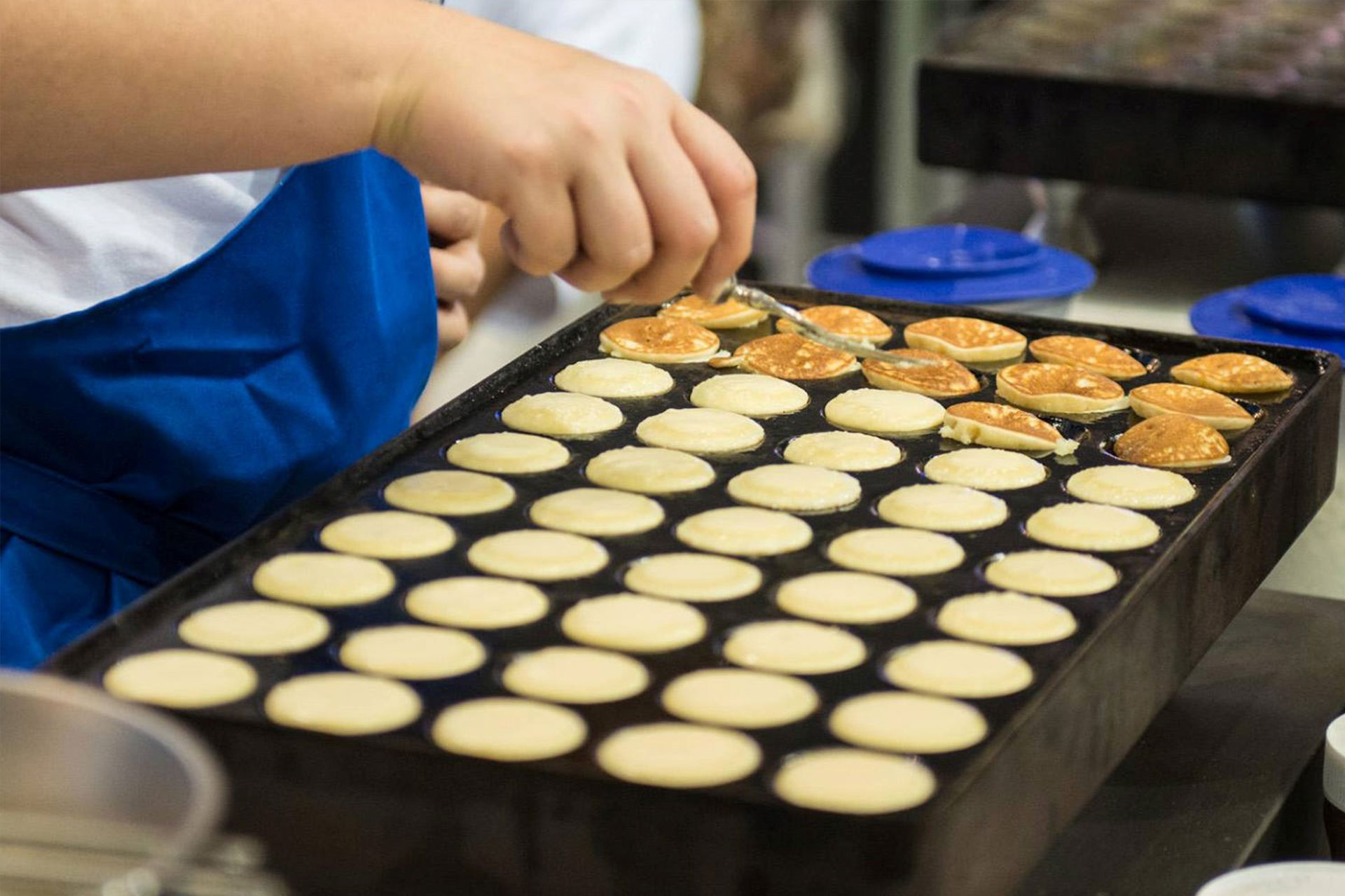 Event-Catering Poffertjes